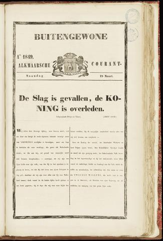 Alkmaarsche Courant 1849-03-26