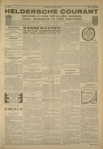 Heldersche Courant 1930-01-28