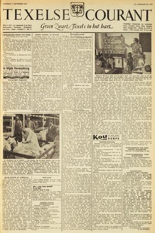 Texelsche Courant 1957-09-07