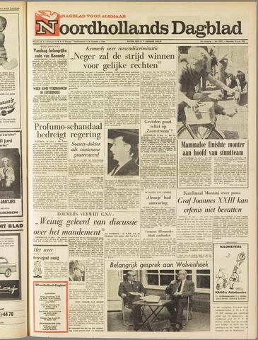 Noordhollands Dagblad : dagblad voor Alkmaar en omgeving 1963-06-10