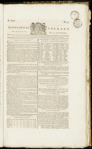 Alkmaarsche Courant 1836-12-19
