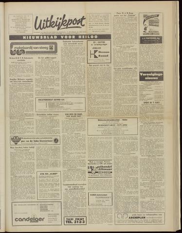 Uitkijkpost : nieuwsblad voor Heiloo e.o. 1974-08-07