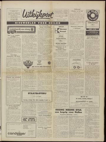 Uitkijkpost : nieuwsblad voor Heiloo e.o. 1974-02-27