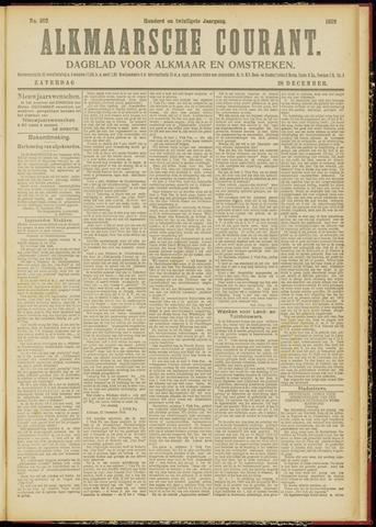 Alkmaarsche Courant 1918-12-28