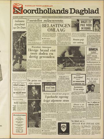 Noordhollands Dagblad : dagblad voor Alkmaar en omgeving 1968-09-14