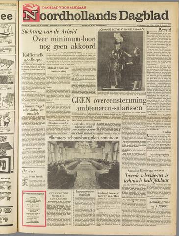 Noordhollands Dagblad : dagblad voor Alkmaar en omgeving 1963-11-29