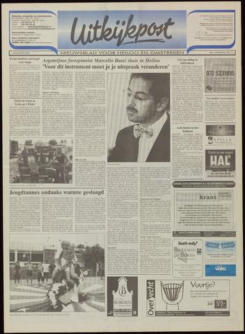 Uitkijkpost : nieuwsblad voor Heiloo e.o. 2001-08-01