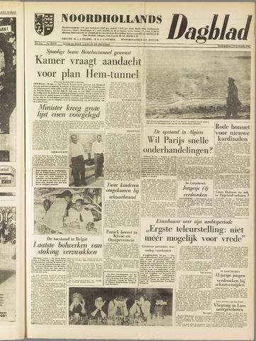 Noordhollands Dagblad : dagblad voor Alkmaar en omgeving 1961-01-19