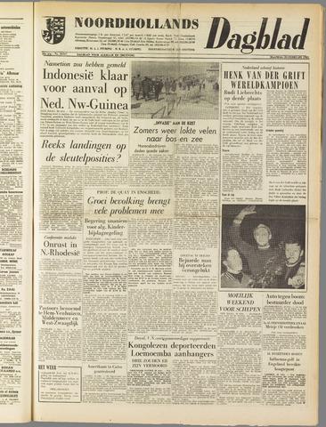 Noordhollands Dagblad : dagblad voor Alkmaar en omgeving 1961-02-20