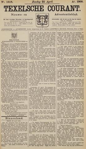 Texelsche Courant 1900-04-22