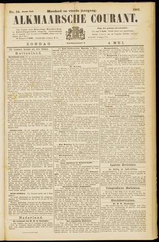 Alkmaarsche Courant 1902-05-04