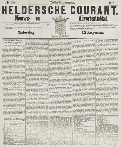 Heldersche Courant 1876-08-12
