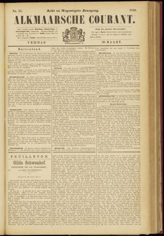 Alkmaarsche Courant 1896-03-20