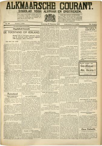 Alkmaarsche Courant 1933-08-12