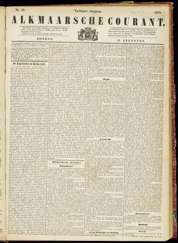 Alkmaarsche Courant 1878-08-11