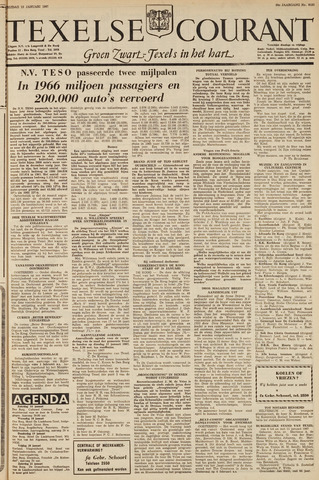 Texelsche Courant 1967-01-13