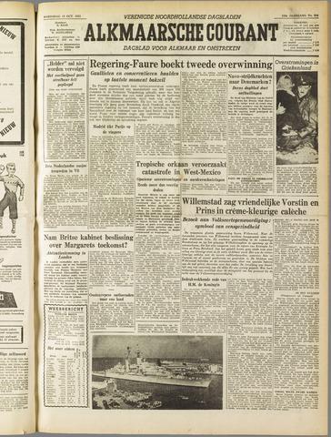 Alkmaarsche Courant 1955-10-19
