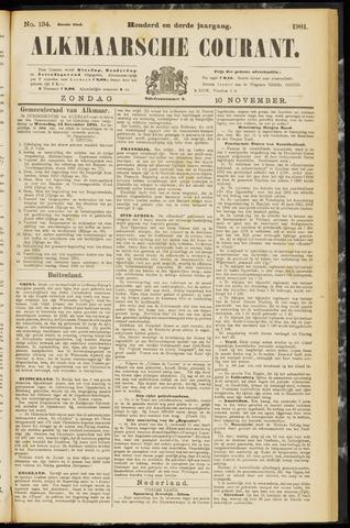 Alkmaarsche Courant 1901-11-10