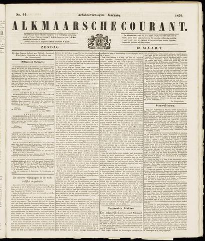 Alkmaarsche Courant 1876-03-12