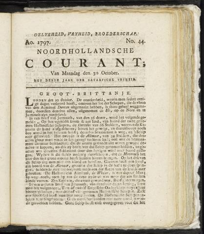 Noordhollandsche Courant 1797-10-30