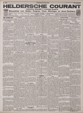 Heldersche Courant 1915-04-15