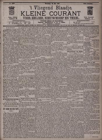 Vliegend blaadje : nieuws- en advertentiebode voor Den Helder 1897-05-26