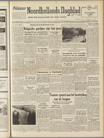 Nieuw Noordhollandsch Dagblad : voor Alkmaar en omgeving 1950-04-21