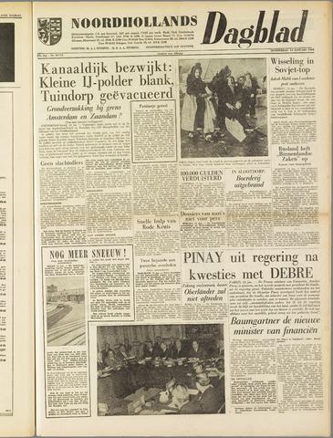 Noordhollands Dagblad : dagblad voor Alkmaar en omgeving 1960-01-14