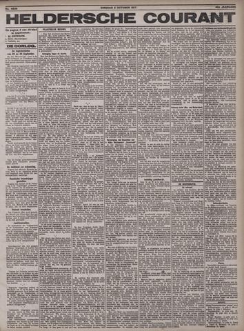 Heldersche Courant 1917-10-02