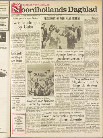 Noordhollands Dagblad : dagblad voor Alkmaar en omgeving 1964-05-16