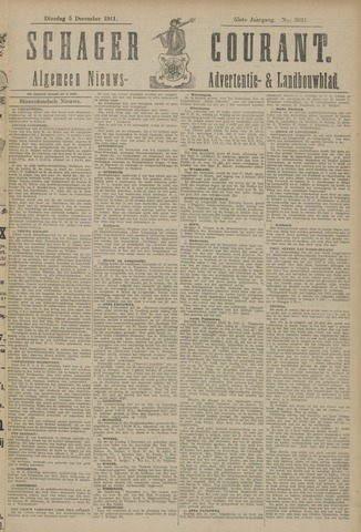 Schager Courant 1911-12-05