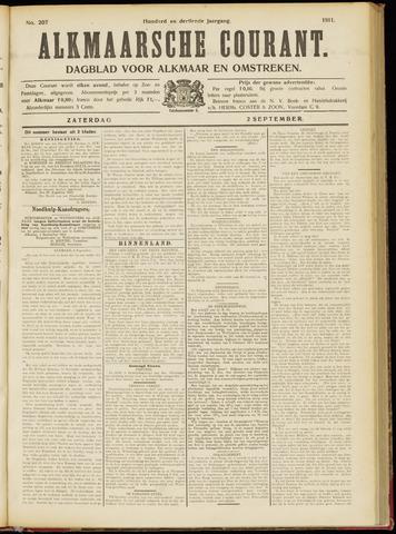 Alkmaarsche Courant 1911-09-02