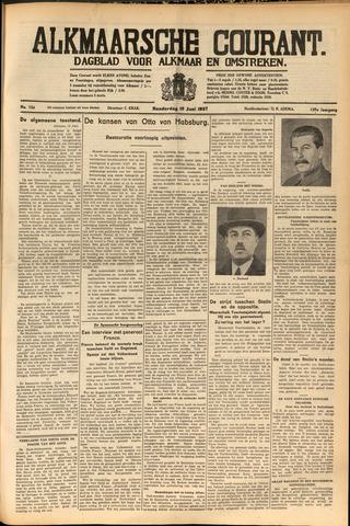 Alkmaarsche Courant 1937-06-10