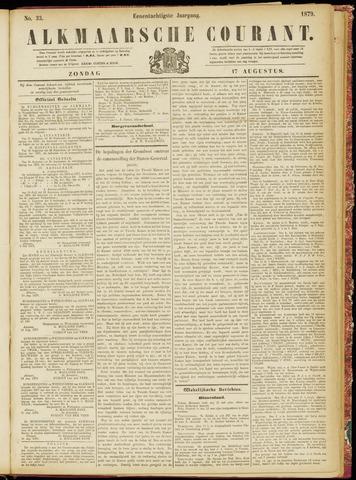 Alkmaarsche Courant 1879-08-17