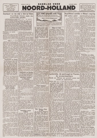 Dagblad Noord-Holland, Schager editie 1944-05-30