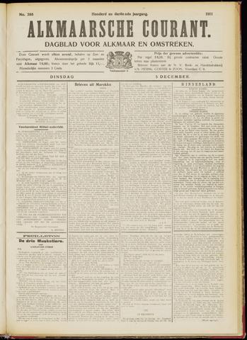 Alkmaarsche Courant 1911-12-05