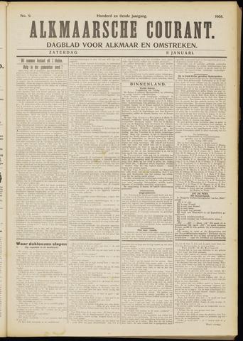 Alkmaarsche Courant 1908-01-11