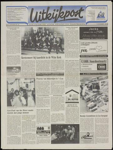 Uitkijkpost : nieuwsblad voor Heiloo e.o. 1994-12-14
