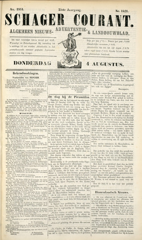 Schager Courant 1881-08-04