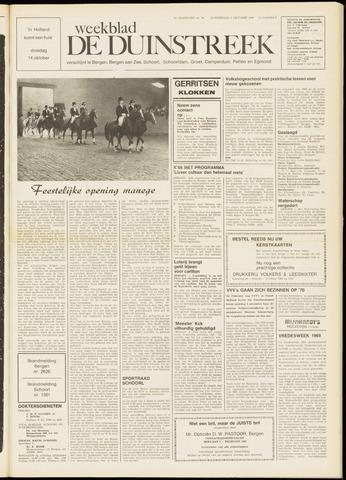 De Duinstreek 1969-10-09