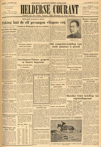Heldersche Courant 1955-08-02