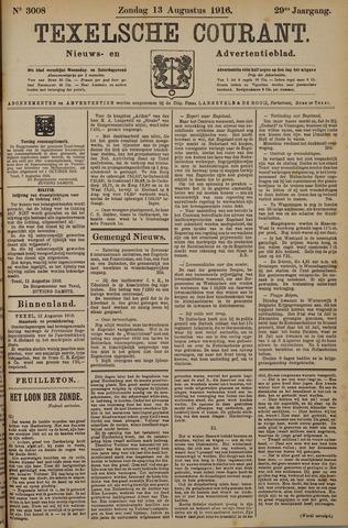 Texelsche Courant 1916-08-13