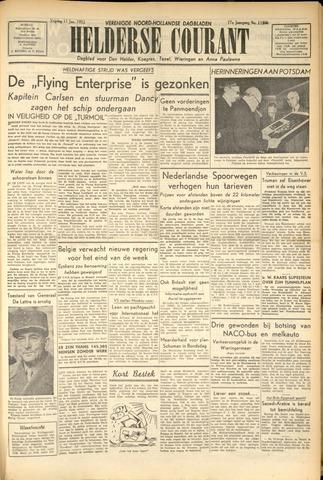 Heldersche Courant 1952-01-11