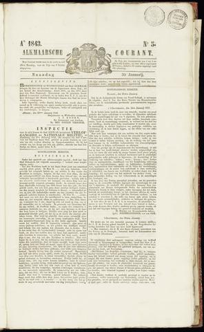 Alkmaarsche Courant 1843-01-30