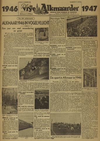 De Vrije Alkmaarder 1946-12-31
