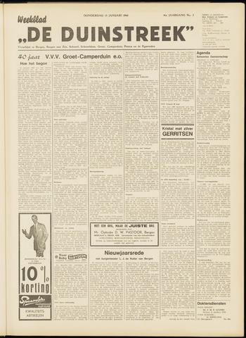 De Duinstreek 1966-01-13