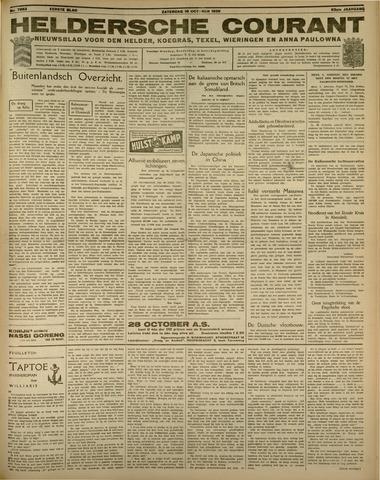 Heldersche Courant 1935-10-19