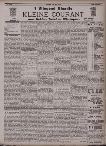 Vliegend blaadje : nieuws- en advertentiebode voor Den Helder 1900-05-26