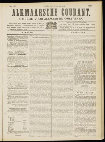 Alkmaarsche Courant 1908-08-17