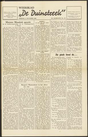 De Duinstreek 1946-10-11